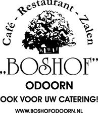Cafe Restaurant Zalen Boshof